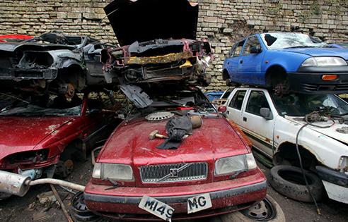 Sell Car Scrap